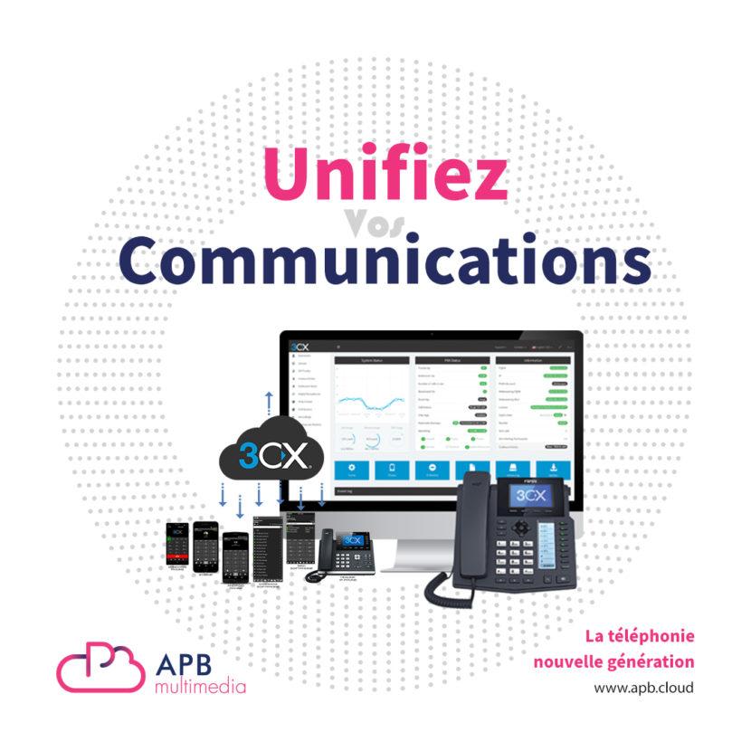 Unifiées vos communications